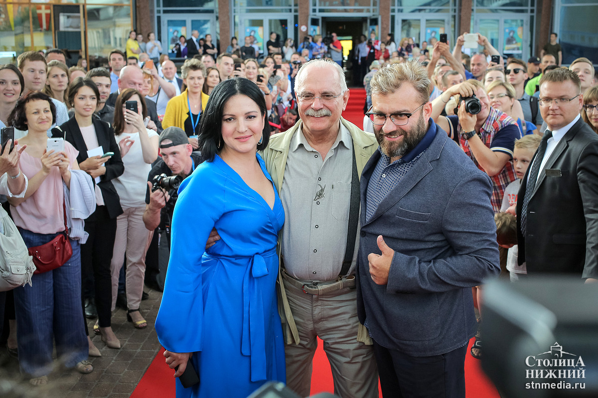 Названы имена звездных гостей церемонии открытия «Горький fest»