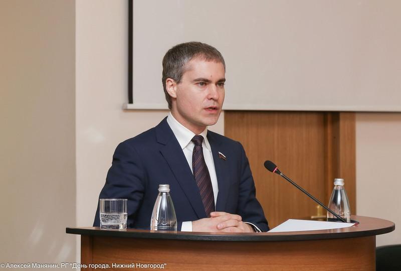 Панов реформирует организационную систему администрации Нижнего Новгорода