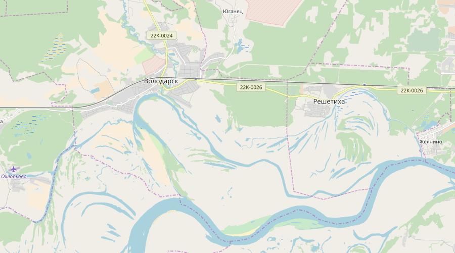 Территории опережающего развития появятся вВолодарске иРешетихе