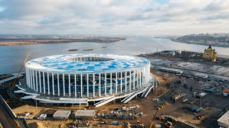 Аккредитация личного транспорт кЧМ вНижнем Новгороде начнется с10апреля