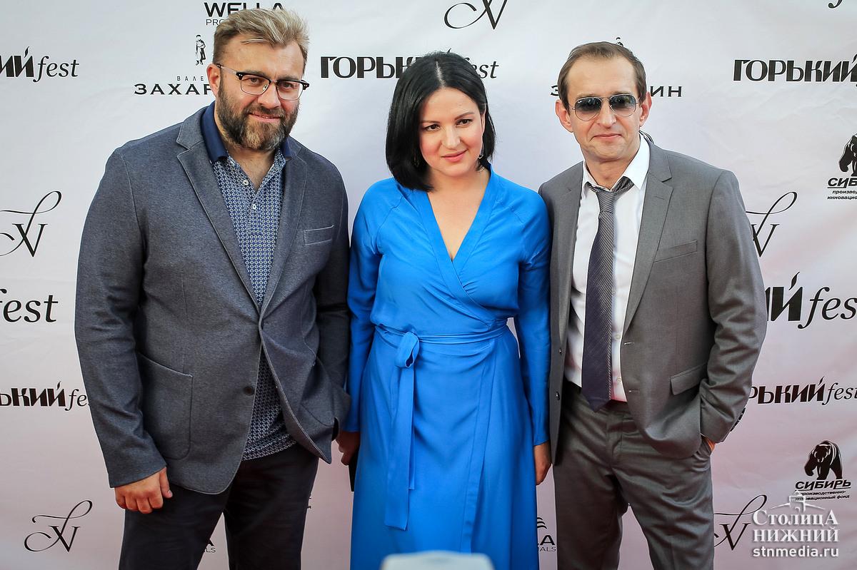 Горадминистрация представила список основных площадок фестиваля «Горький fest»