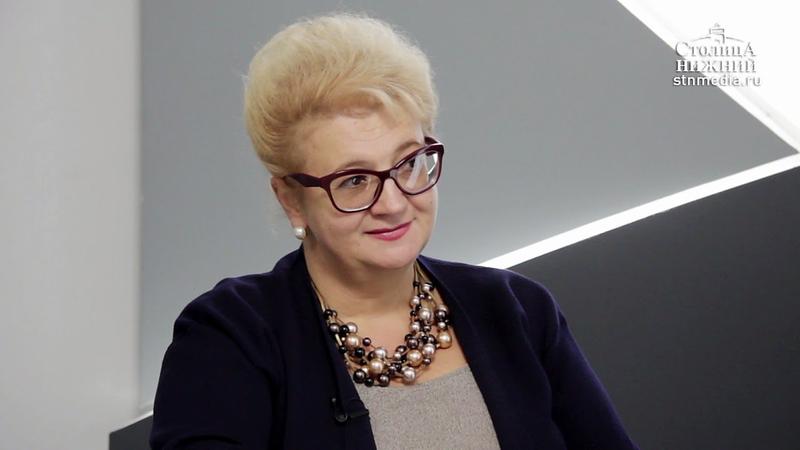 Ирина Кудрявцева покинула пост заместителя руководителя администрации Нижнего Новгорода