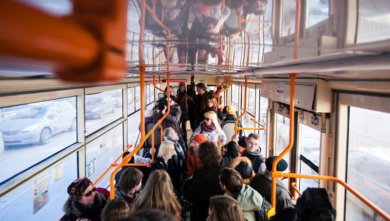 Движение социального транспорта поменяется вАвтозаводском районе