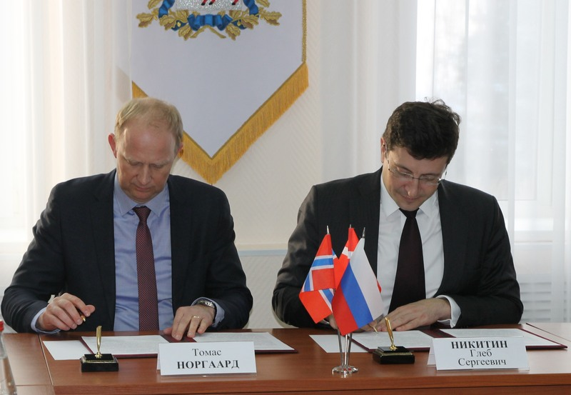 Норвежский инвестор построит вНижегородской области два свиноводческих комплекса